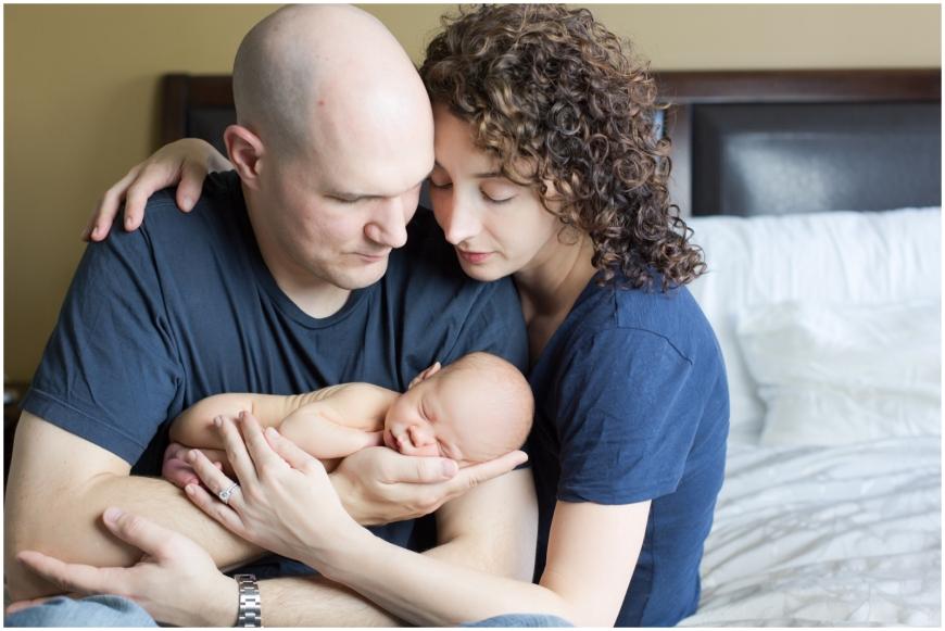 Arlington Newborn Photography