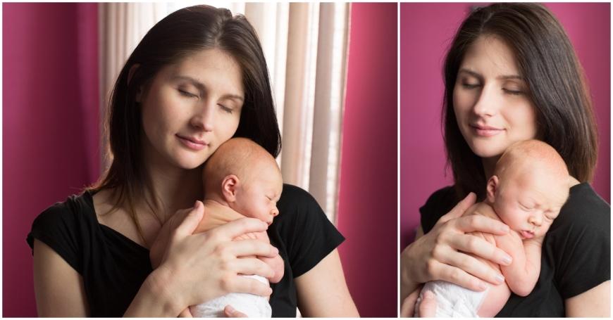 Sterling VA Newborn Photography