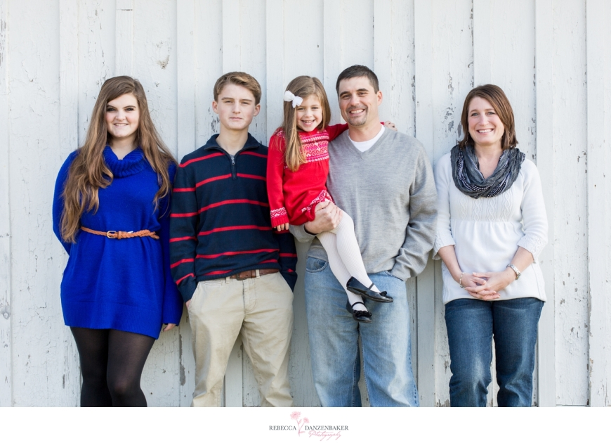 Rustic Family photo in Manassas