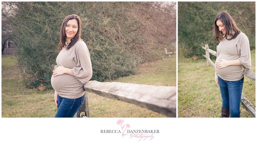 Maternity photographer in Centreville VA