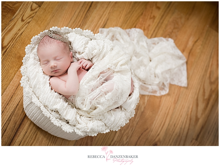 Newborn Photographer Arlington VA