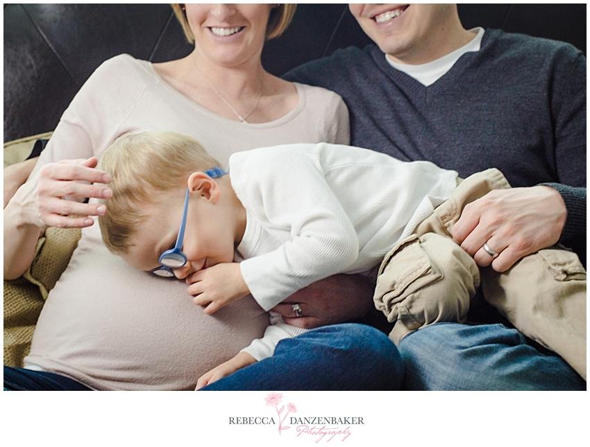 Maternity photographer Chantilly VA