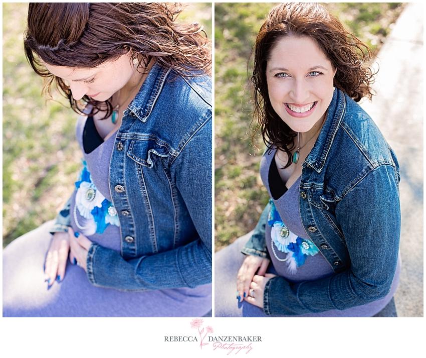 maternity photographer washington dc