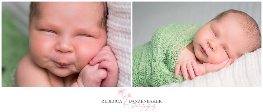 Newborn portraits chantilly virginia