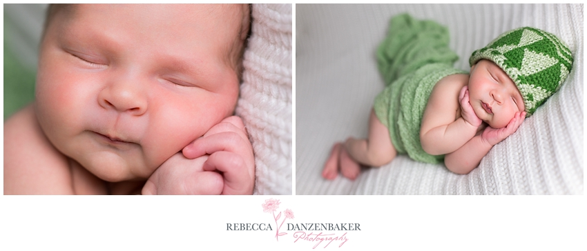 Newborn photography arlington va