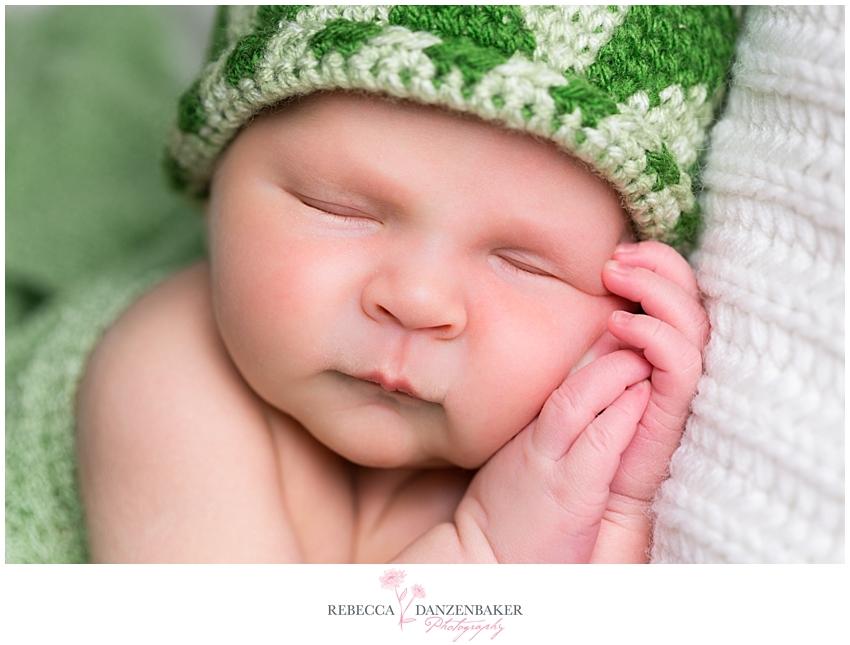 Newborn photographer ashburn va