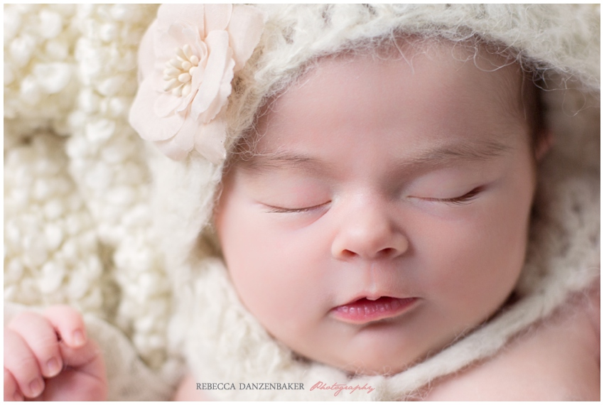 Newborn photographer Ashburn Virginia