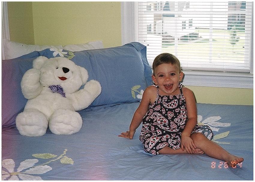 Child with Niemann-Pick Type C Disease