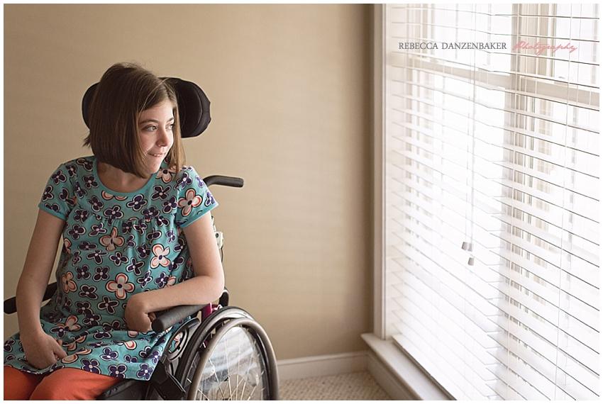 Wheelchair and Niemann-Pick Type C Disease