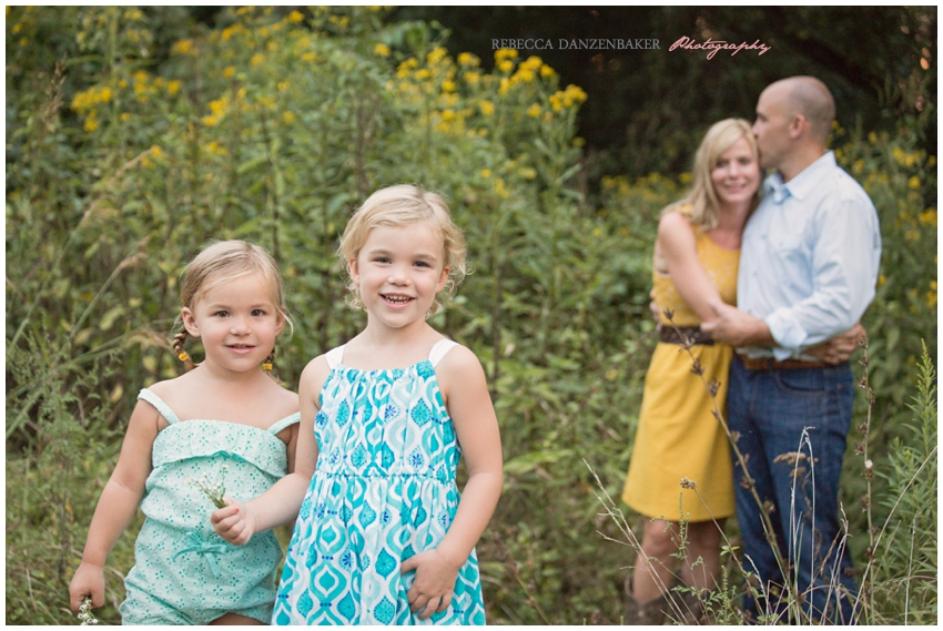 Family Portraits in Ashburn Virginia