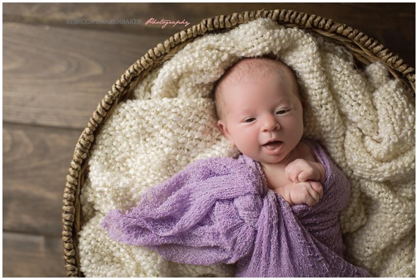 Leesburg Virginia baby portraits