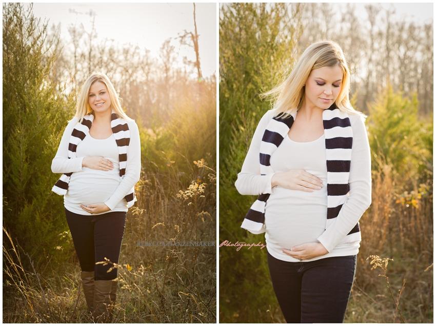 Maternity Portraits Ashburn Virginia