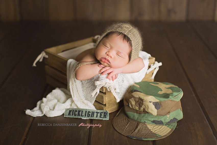 newborn photography in brambleton va
