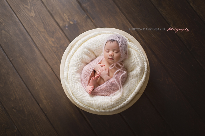 sleeping newborn photos brambleton