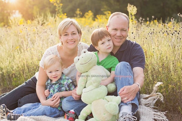 Summer family photography in Willowsford