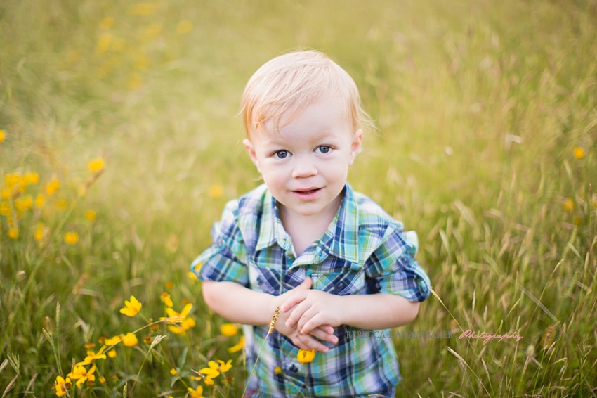 Wildflower family photographer in Northern Virginia