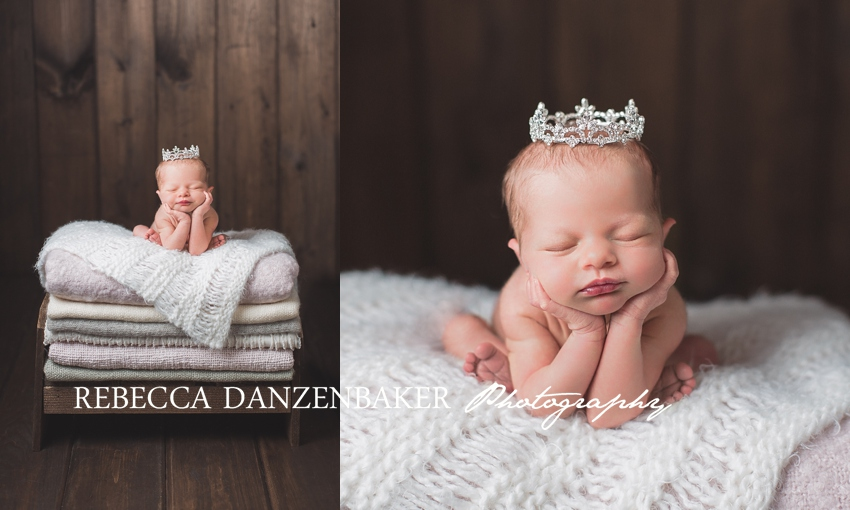 newborn photographer in Leesburg VA