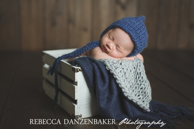 Newborn pictures in props loudoun county