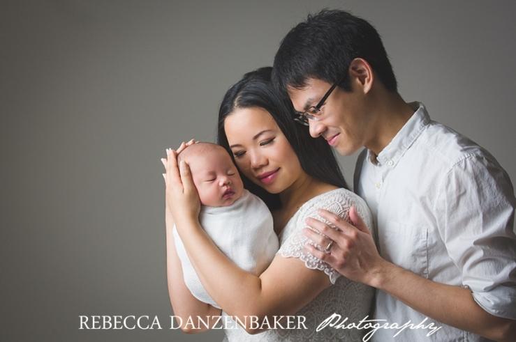 Newborn photos in Ashburn Virginia