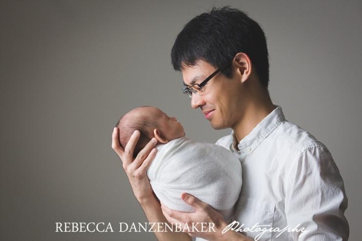 Newborn portrait studio in Ashburn VA