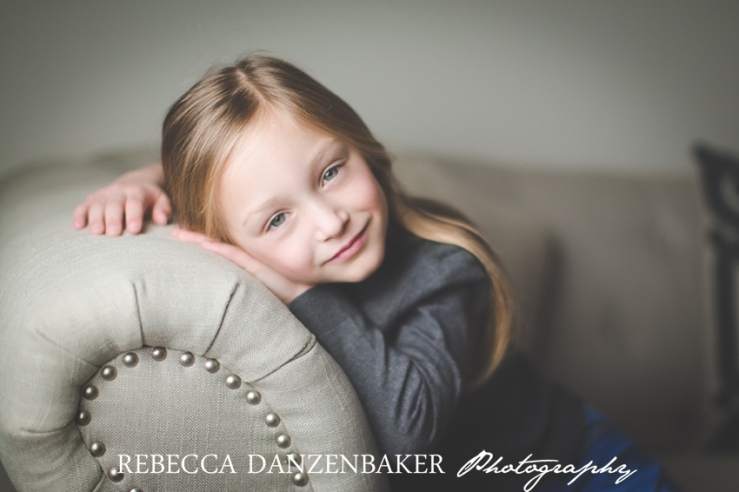 Family studio photography in loudoun county