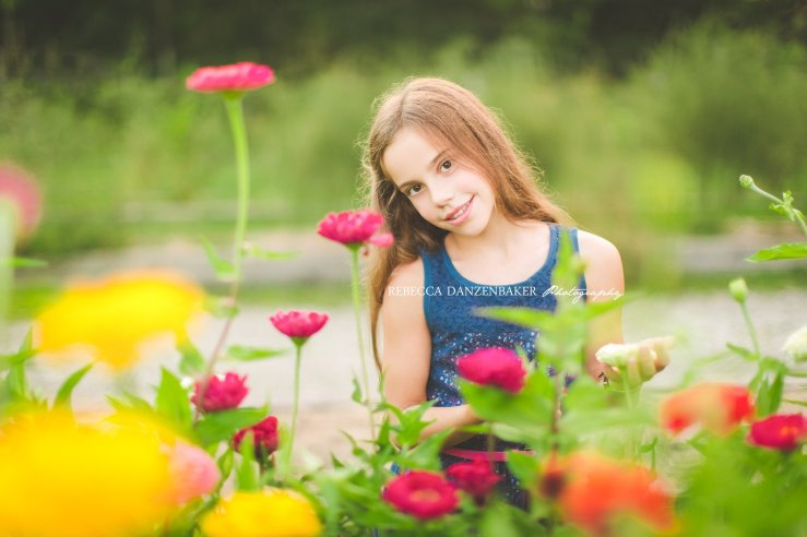 family photography in flowers Ashburn VA