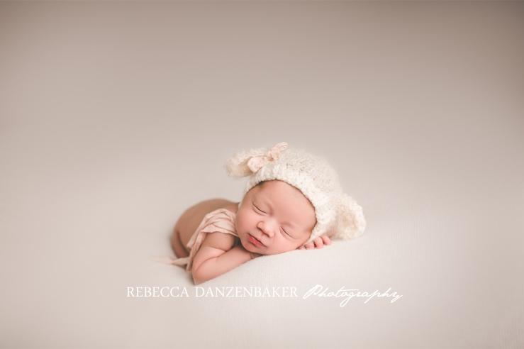 Newborn portrait photography Northern Virginia