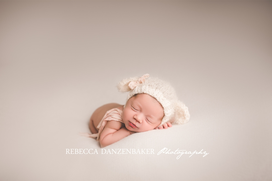 Newborn portrait photography Northern Virginia
