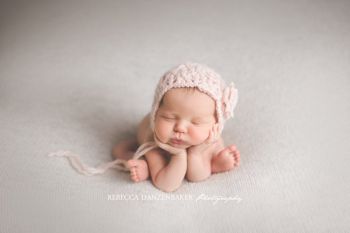 The Draw of Posed Newborn Photography