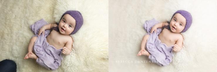 Baby portrait studio northern virginia