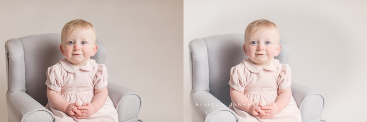Baby portraits in Northern Virginia