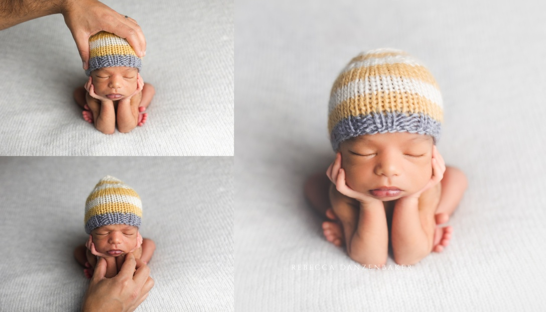 Northern Virginia newborn photography portraits